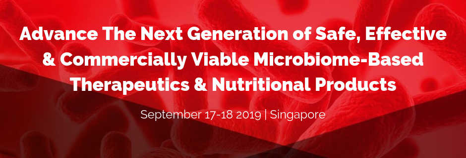 Microbiome Movement - Drug Development & Nutrition Asia Summit